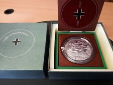 1 kg Silbermünze, Panzer 2. Weltkrieg, SELTEN!!