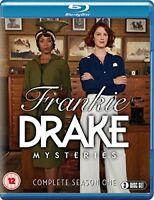 Frankie Drake Mysteries: Series 1 Blu-Ray [DVD][Region 2]