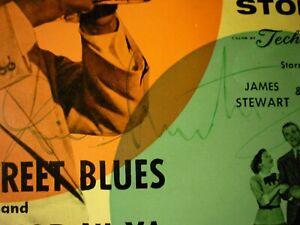disco 45 giri JAZZ : Louis Armstrong  , con autografo