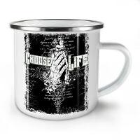 Choose Life Dead NEW Enamel Tea Mug 10 oz | Wellcoda