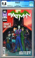 Batman #89 CGC 9.8 1st appearance of Punchline!KEY ISSUE!L@@K!