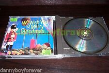 We Wish You A Merry Christmas NM CD USA 1987 CBS Special Products 20 Songs