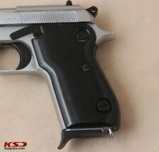 Beretta M1951 Black Acrylic Grips
