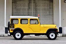 1974 Jeep CJ Wrangler CJ-6 RARE **FOREST SERVICE EDITION**