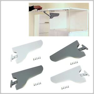 SOFT CLOSE & LIGHT OPEN LID SUPPORT DOOR STAY-LIFTER LEFT or RIGHT