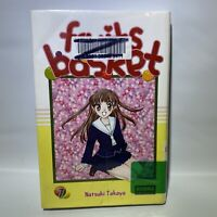 Fruits Basket, #1 - by Natsuki Takaya, Tokyopop Manga - Espanol Spanish Version