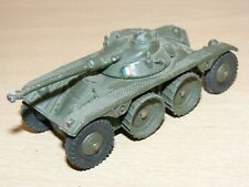 46. Dinky Toys E.B.R. PANHARD Tank Ref. 80A Meccano Made in France tanque años70