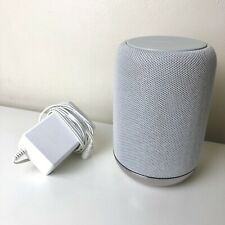 Sony LF-S50G Wireless Smart Sound Speaker with Google Assistant White Grey