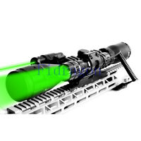 3 in 1 Hunting rifle scope 3-9X40 AO + Green Laser sight + Remote Green Torch