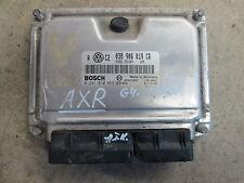 Motorsteuergerät Steuergerät AXR 1.9TDI AUDI A3 VW Golf 4 Bora 038906019CR