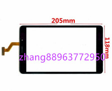 New Black 8 inch Touch Screen Digitizer Glass Replacement for cn040c0800g12v0