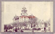 FAYETTE COUNTY COURT HOUSE, WASHINGTON C. H., OHIO 1942