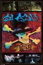 SLASH ROCK & FN' ROLL POSTER (61x91cm)  PICTURE PRINT NEW ART