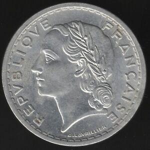 1947 France 5 Francs Coin   European Coins   Pennies2Pounds