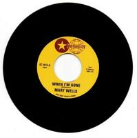 MARY WELLS When I'm Gone / LINDA GRINER Good-By  NORTHERN SOUL 45 (SOUL TRIBE)