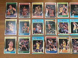 1988 Fleer Basketball Set  Michael Jordan PSA 10 $23,5000