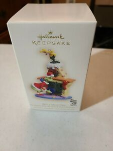 """2007 Hallmark """"He's A Mean"""" The Grinch 50th 🎂 Keepsake Ornament. EXCELLENT!"""