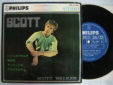 SCOTT WALKER BEST 4 MATHILDE / 7INCH PS EP