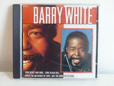 CD ALBUM BARRY WHITE Your heart and soul ... FG110