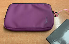 Rapha Rainproof Essential Case Mauve Dark Red Brand New With Tag