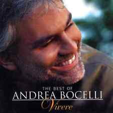 ANDREA BOCELLI: VIVERE THE VERY BEST OF CD GREATEST HITS / NEW