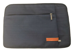 "Lacdo 13 inch Navy Blue Laptop Sleeve Case Compatible 13"" Apple MacBook"