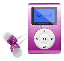 Reprod. MP3 Sunstech Dedaloiii4gbpk 4GB 1 1 D217547
