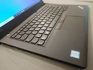 Lenovo Thinkpad T470 , i5 6300U , 8 Gb, SSD 256 NVMe, Windows 10 Pro
