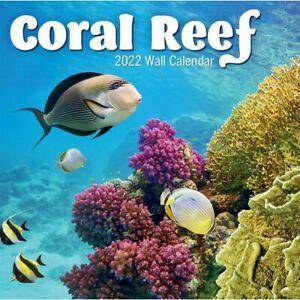 Turner Licensing,  Coral Reef 2022 Wall Calendar