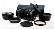 SONY NEX E-Mount DSLR fit 135mm Portrait Macro lens for NEX-5 3 F5 5R 6 VG20 +