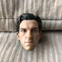 Free Shipping JXtoys 1/6 Tom Holland HEADPLAY SpiderMan head sculpt for hottoys