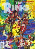 The Ring  April 2021  Frazier - Ali I   50th Anniversary