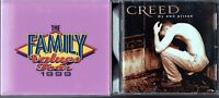 The Family Values Tour '99 by Various Artists (CD) & My Own Prison by Creed (CD)