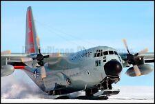 NY-ANG LC-130 C-130 Hercules 109th AW New York 2012 8x12 Aircraft Photos