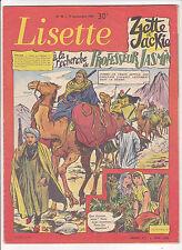 LISETTE N°46 du 17 novembre 1957