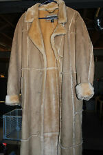 "BIG CHILL - LADIES FULL LENGTH FORMAL ""LARGE"" (L) SIZE COAT - SLIGHTLY USED"