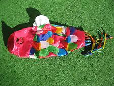 BALI COLOURFUL FISH, WIND SOCK KITE. HOME DECOR, ORNAMENTAL, FLAG, BINTANG.