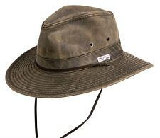 NEW Conner Packable Crushable Hiking Hunting Fishing Hat Brown LARGE Y1205