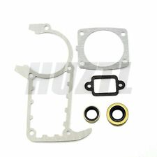 Oil Seal Oilseal Muffler Crankcase Cylinder Gasket For Stihl MS361 Chainsaw New