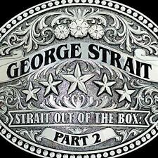 George Strait - Strait Out Of The Box Vol 2 (NEW 3CD)