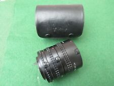 VIVITAR AUTOMATIC EXTENSION TUBES 12 MM / 20 MM / 36 MM IN CASE