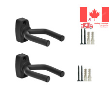 2 Pack Guitar Hanger Hook Holder Wall Mount Display Acoustic Guitar Stand Uku...