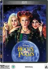 Disney Hocus Pocus DVD Brand New Sealed