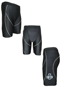 Ento Mens Compression Armour Shorts Base Layer Sports Skins Under Gear