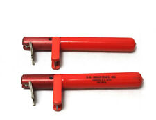 [Lot of 2] OK Industries ST-100 Wire Cutter Stripper Tool, 22/24 AWG