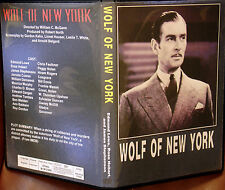 WOLF OF NEW YORK 1940 - DVD - Edmund Lowe Rose Hobart James Stephenson