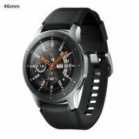 Samsung Galaxy Watch SM-R805U 46mm Silver Case Classic Black (LTE/4G)