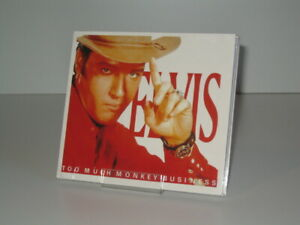 CD Elvis Presley - Too Much Monkey Business (2000 FTD )