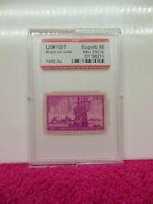 1027 1953 New York 300th Anniversary PSE Graded Superb 98 OGNH     SMQ Price $55