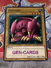 Carte YU GI OH GRIFFORE YGLD-FRA13 x 3